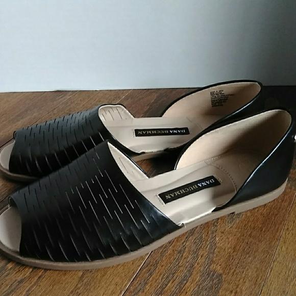 23465039f03ca8 Dana Buchman Shoes - Dana Buchman- Camina Black Sandal size (9 med)